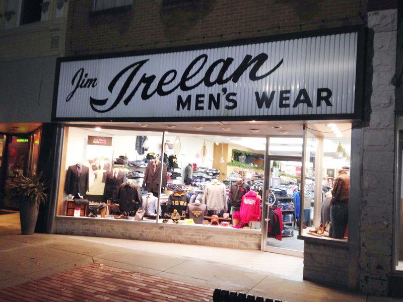 Jim Irelan store